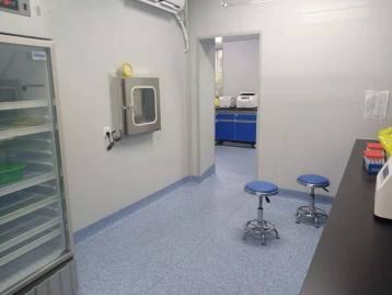 湘潭市某医院PCR实验室