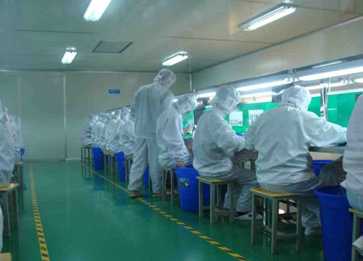 厂房装修          长沙净化工程