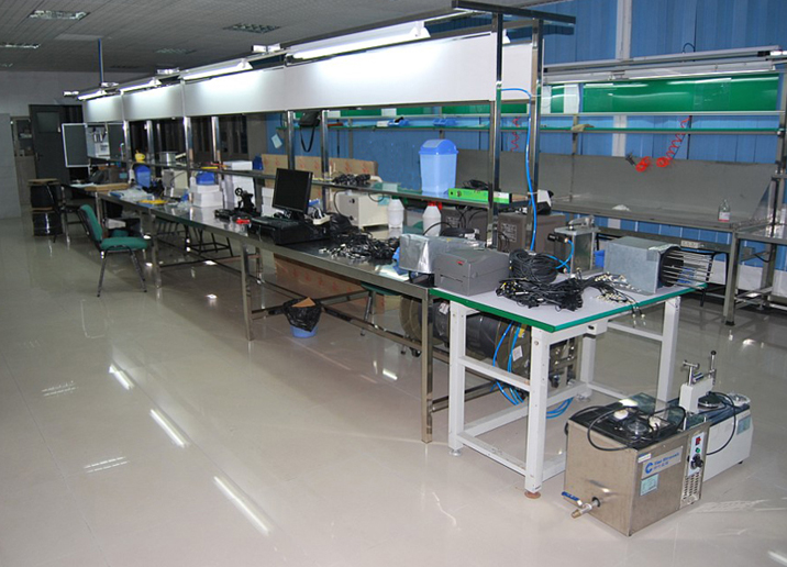 万级电子无尘车间          长沙净化工程设计施工