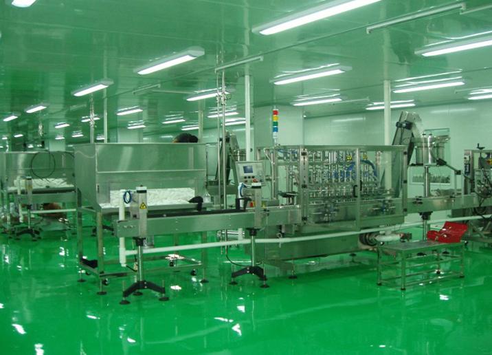 包装印刷洁净工程          长沙净化工程