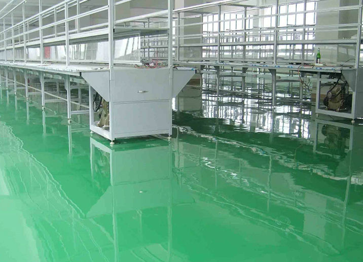 洁净室环氧地坪漆            长沙净化工程