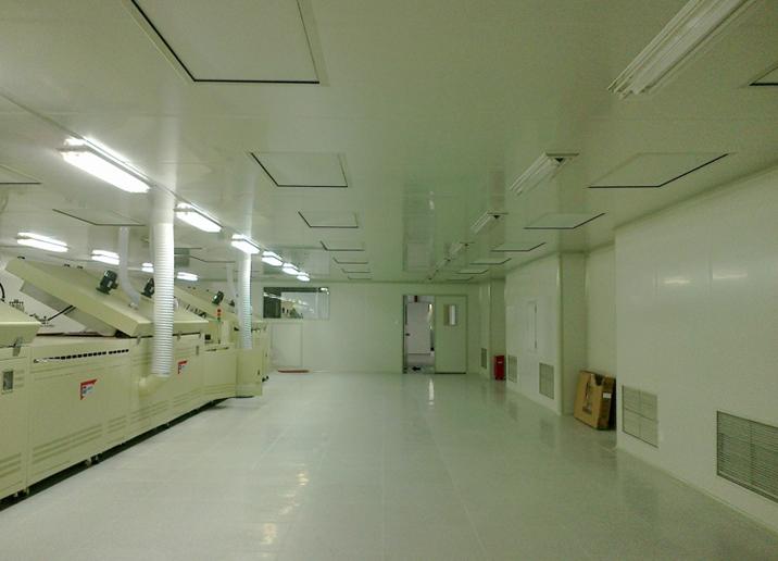 防静电PVC地板            长沙净化工程设计施工