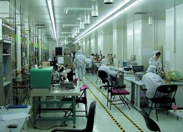 半导体净化工程          长沙净化工程设计施工