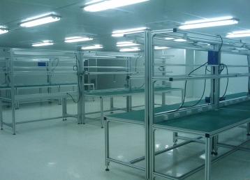 长沙万级半导体洁净室           净化工程