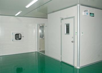 长沙半导体洁净室隔断工程          净化工程设计施工
