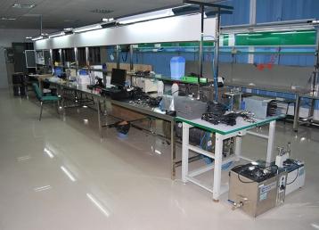 长沙万级电子无尘车间          净化工程设计施工