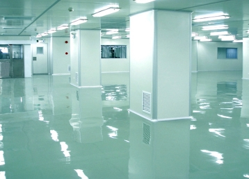张家界千级光学光电无尘室