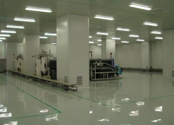 长沙印刷包装无尘车间       净化工程设计施工